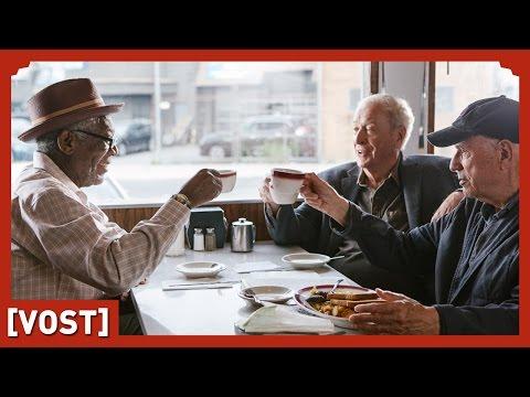 Braquage à l'Ancienne - Bande Annonce Officielle (VOST) -Morgan Freeman / Michael Caine / Alan Arkin