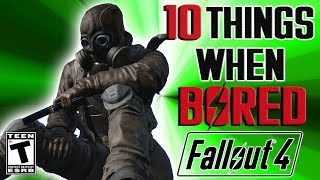 Fallout 4 Top 10 Things To Do After You Beat The Game