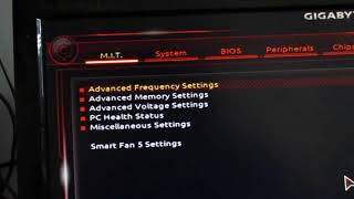 Pengaturan BIos pada Mainbord Skylake gigabyte H110M DS2 socket 1151