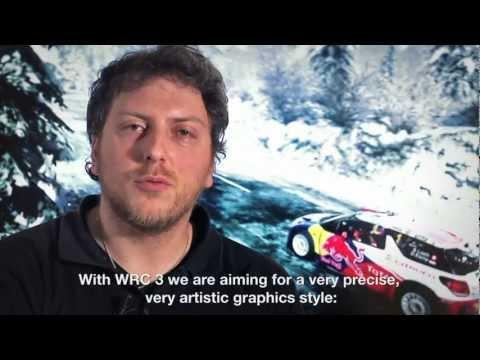 WRC 3 má první deníček vývojářů