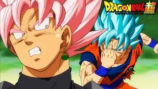 Dragon Ball Super Goku Vs Goku Black Discussion