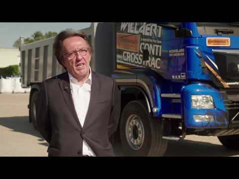 BOUW.TV 20: Continental stelt de Conti CrossTrac voor