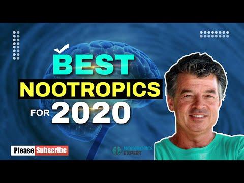 Best Nootropics for 2020