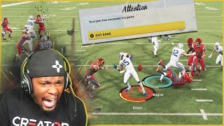 Madden 20 Full Game: Dominating Weekend League! How To Force Rage Quits!