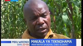 Teknohama: Viti ya magurudumu Eldoret