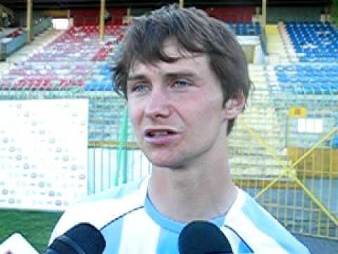 Stomil Olsztyn - Okocimski Brzesko 2.05.2009