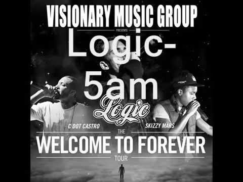 Download Logic 5am Lyrics Prod By C Sick Welcome To Forever Video