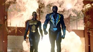 BLACK LIGHTNING Trailer - Comic Con 2018