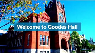 Goodes Hall | Smith School of Business