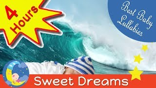White Noise Sounds To Help Baby Mother Sleep  White Noise For Babies - Soothing Sea Waves ♥