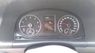 Техническое обслуживание VW Touran. 154k