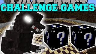The Challenge Games begin and we must destroy Godzilla! Jen's Channel http://youtube.com/gamingwithjen Don't forget to subscribe for epic Minecraft content! Shirts! https://www.districtlines.com/PopularMMOs/ Facebook! https://www.facebook.com/pages/PopularMMOs/327498010669475 Twitter! https://twitter.com/popularmmos Download Godzilla Mod http://popularmmos.com/godzilla/ Download Lucky Block Mod http://popularmmos.com/luckyblock/ Download Black Lucky Block Mod http://popularmmos.com/blackluckyblock/  RULES - Start with 20 Lucky Blocks, 5 Super Lucky Blocks, 5 Unlucky Blocks, 10 apples, Iron Pickaxe, & Crafting Table - Open all of them and craft the best items you can - Do not take items or blocks from the world unless they came from your block - Trade with villager to improve your items - No Penalty for dieing before the battle begins - You may give items to the other player - Beacons from Wells not allowed - The winner from last time spawns the mobs - The loser is the one who dies in the battle first - Rounds go: 1 boss, 2 boss, 3, 4, 5, 6 each round harder...etc - Running away from the mobs & leaving the other player is cheating - Use the Arena to your advantage, but no placing blocks except TNT  In this Godzilla Challenge Games Modded Mini-Game: Lucky Blocks Mod Vs Godzilla from the Godzilla Mod, me against Jen who will survive the longest!  Intro by: https://www.youtube.com/calzone442 Intro song: Spag Heddy - Pink Koeks provided by Play Me Records: https://www.youtube.com/user/playmerecords https://www.facebook.com/playmerecords Follow Spag Heddy: https://www.facebook.com/SpagHeddy http://soundcloud.com/spagheddy  Royalty Free Music by http://audiomicro.com/royalty-free-music