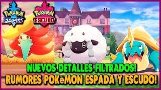 Drednaw  - (Pokémon) - SE FILTRA NUEVA INFORMACIÓN DE POKéMON ESPADA Y ESCUDO SOBRE ALCREMIE, DREDNAW Y MÁS!