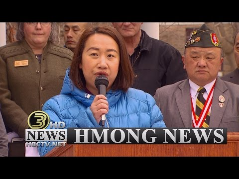 3 HMONG NEWS: Junction city victim holds press conference, Marny Xiong for schoold board.
