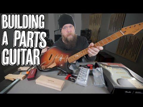 Building A Parts Guitar!