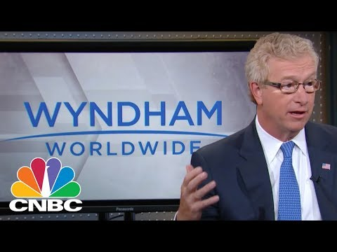 Wyndham Worldwide CEO: Split Sentiments | Mad Money | CNBC