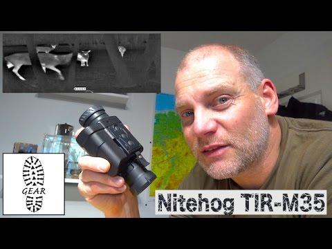 "Wärmebildgerät ""TIR-M35"" von Nitehog"