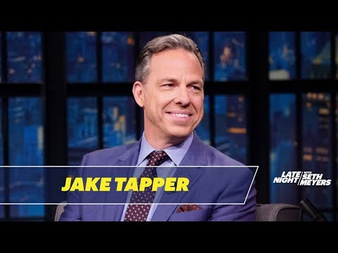 """Jake Tapper Can't Believe Rep.SteveKing's """"Crazy Remarks"""" on Rape and Incest"""