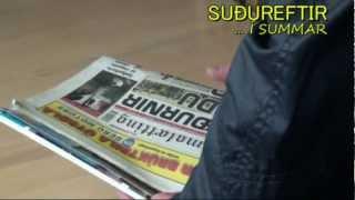 preview picture of video 'Suðureftir í summar'
