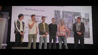 Olympiades Sciences de l'Ingénieur-Vidéo