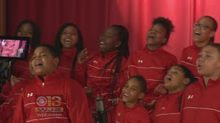 Viral Baltimore School Choir Sings Christmas Carols For Fader Magazine