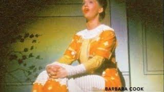 Barbara Cook--An appreciation