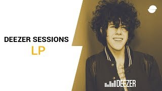 LP | Lost On You | Deezer Session