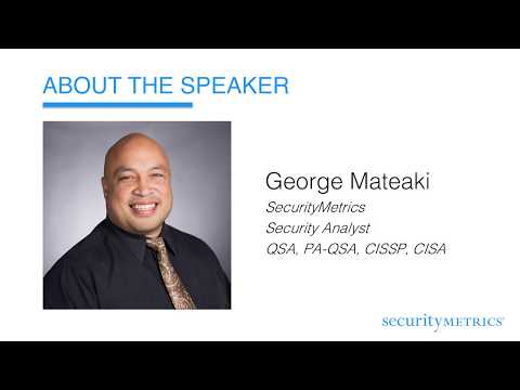 PCI Best Practices for 2019 [Webinar] - YouTube