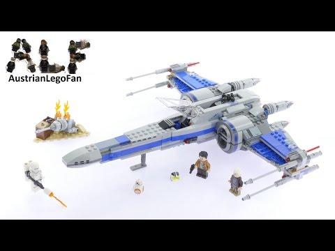 Lego Star Wars 75103 First Order Transporter Lego Speed