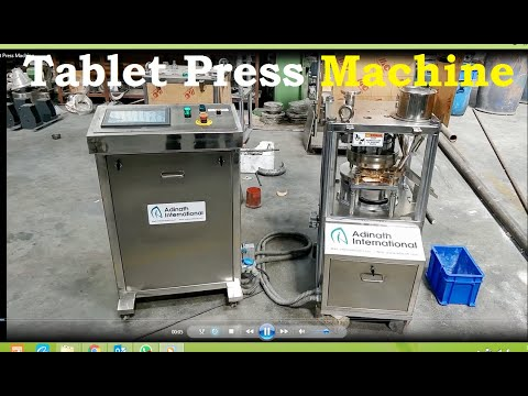 Tablet Production Line