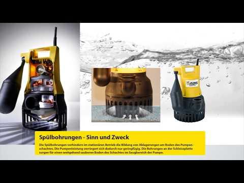Pentair Jung Pumpen: Tauchmotorpumpe U5K