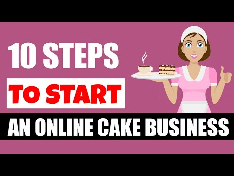 , title : 'How to sell Homemade Cakes Online [ 10 Steps to Starting a Cake Business ]