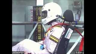 Schroth Racing Quick-Fit Pro Crash Test
