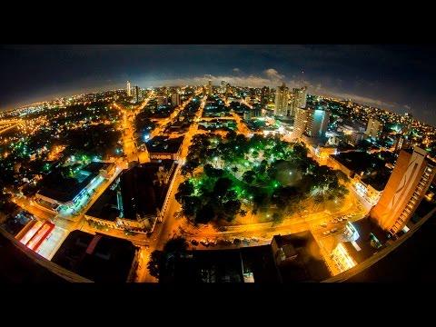 Asuncion Şehir turu