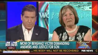 Mother of Sean Smith slams Hillary Clinton - I hope she does not run for President
