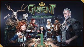 GWENT   Capitulo 1   El Juego de cartas de The Witcher!!! VICIO ABSOLUTO!!