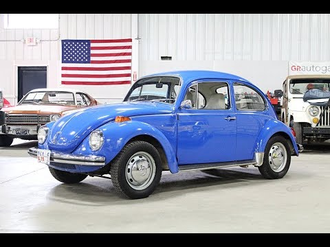Video of Classic '72 Volkswagen Super Beetle - $14,900.00 Offered by GR Auto Gallery - PTI6