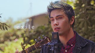 "exile (Taylor Swift feat. Bon Iver) from ""folklore"" - Sam Tsui Acoustic Cover"