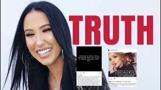 JACLYN HILL'S EX ADDRESSES CHEATING & NEW GIRLFRIEND STARTS BEAUTY YOUTUBE!