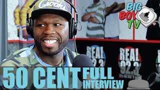 50 Cent FULL INTERVIEW | BigBoyTV