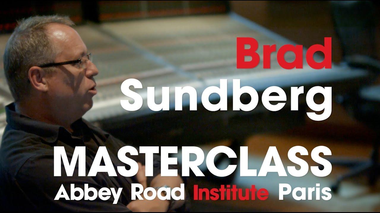 Master Class avec Brad Sundberg