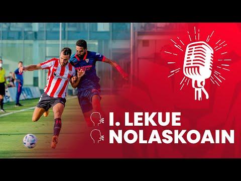 🎙 Iñigo Lekue & Peru Nolaskoain | post Sevilla FC 2-1 Athletic Club | Amistosos 2020/21