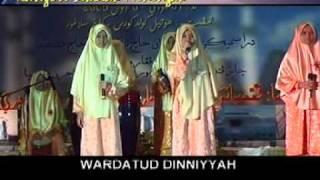 Wardatuddiniah - No.3 Festival Nasyid Kebangsaan 2005 [1/2]