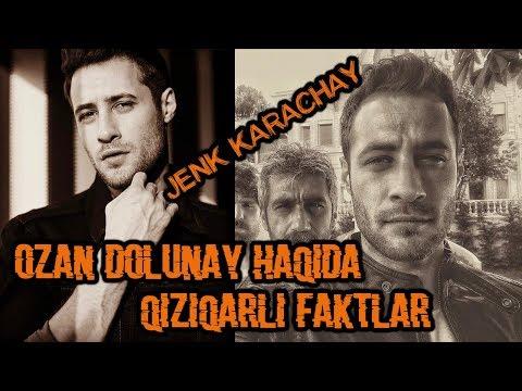"""""""Jenk"""" Ozan Dolunay hayoti va ijodi haqida qiziqarli faktlar! """"Zalim Istanbul"""" dagi Jenk Karachay"""
