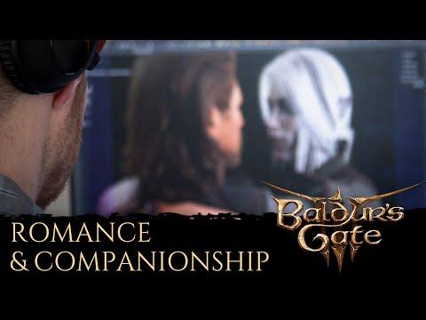 Love in the Forgotten Realms - Community Update #7 de Baldur's Gate III