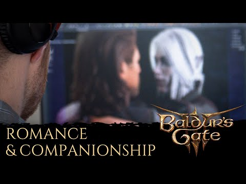 Baldur's Gate III - Community Update Talks Romance and Companionship