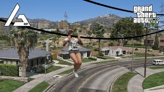GTA 5 Roleplay - ARP - #157 - Working out on a Phone Line!