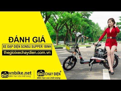 Xe đạp điện Sonsu Supper 18inh