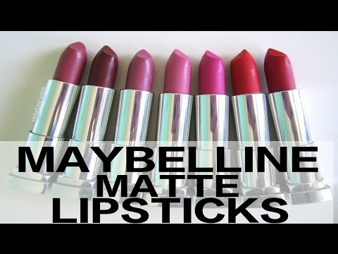 Color Sensational Creamy Matte Lipstick by Maybelline #4