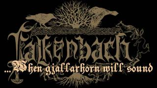 Falkenbach - ...When Gjallarhorn Will Sound